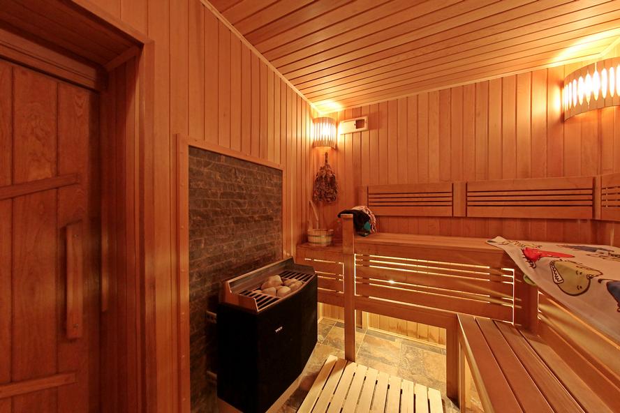 Портфолио - Финская баня