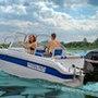 Гидроизоляция катера Дашковка