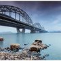 Гидроизоляция моста Посёлок совхоза имени Ленина