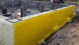 гидроизоляция плиты портфолио Лыткарино