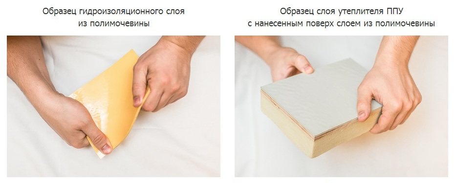 сравнения гидроизоляция изнутри Дашковка
