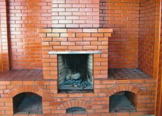 Покрытие печей и каминов термостойким лаком lahgfyrt