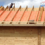 утепление крыши Селково