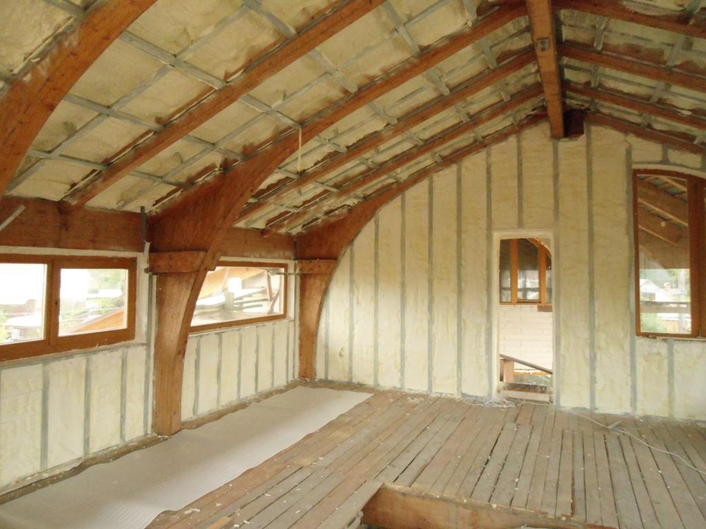 утепление деревянного дома цена Красноармейск
