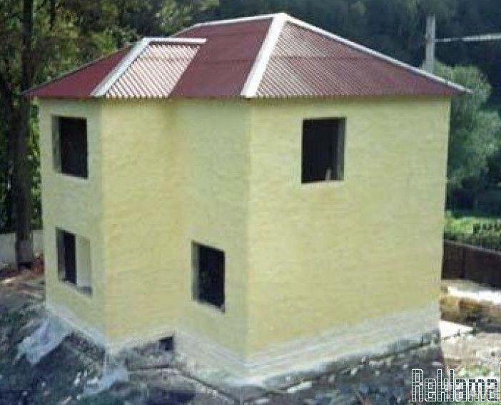 утепление крыши достоинства Фряново