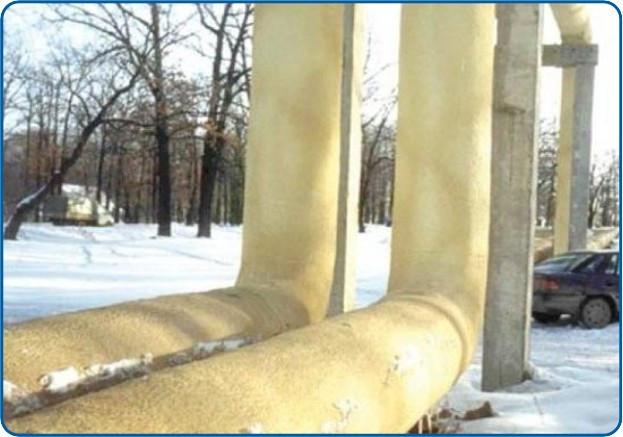 утепление фундамента портфолио Птичное (Москва)