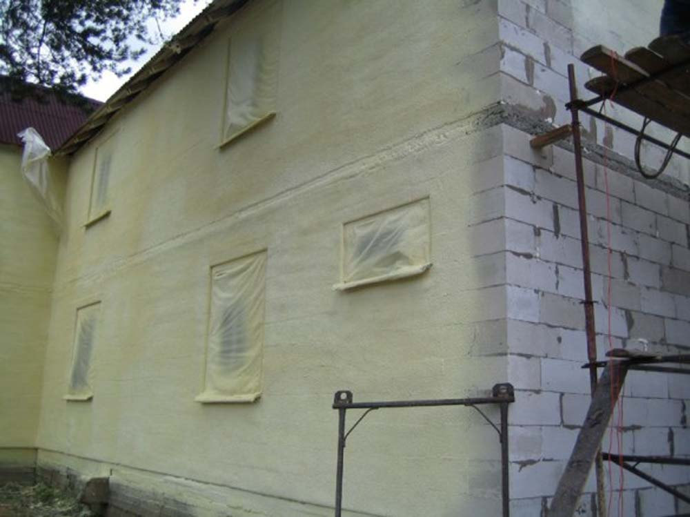 утепление стен изнутри сравнение Константиново