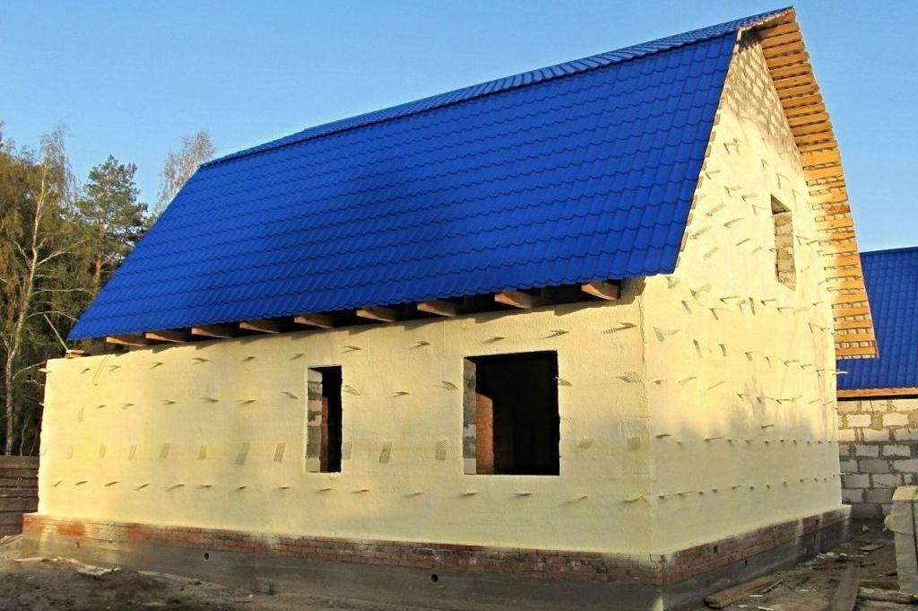 утепление крыши ППУ напылением рекомендации