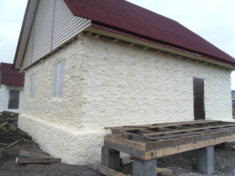 утепление стен гарантия Роша́ль